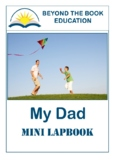 Mini Lapbook ~ My Dad (UK spelling)