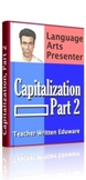 Mini Lesson 16:  Capitalization Part 2, Free Version