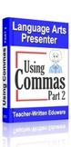 Mini Lesson 18:  Using Commas Part 2, Full Version