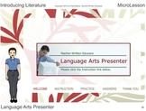 Mini Lesson 2:  Introducing Literature, Full Version