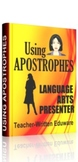 Mini Lesson 21:  Using Apostrophes, Free Version