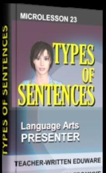 Mini Lesson 23: Types of Sentences, Free Version