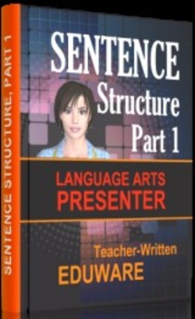 Mini Lesson 24: Sentence Structure Part 1, Free Version
