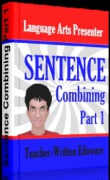 Mini Lesson 28: Sentence Combining Part 1, Free Version