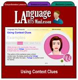 Mini Lesson 8:  Using Context Clues, Full Version