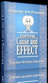 Mini Lesson 9:  Identifying Cause and Effect, Full Version