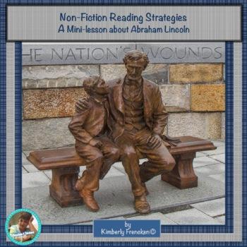 Abraham Lincoln:Non-fiction passage & printables