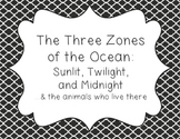 Mini Lesson: Ocean Zones Sunlit, Twilight, Midnight