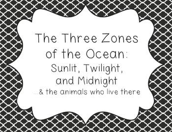 Mini Lesson: Ocean Zones Sunlit, Twilight, Midnight