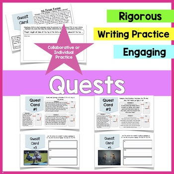 Point of View Mini Lesson with Notes and Class Activity for Middle School RL3