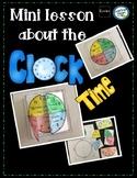 Mini Lesson about the clock