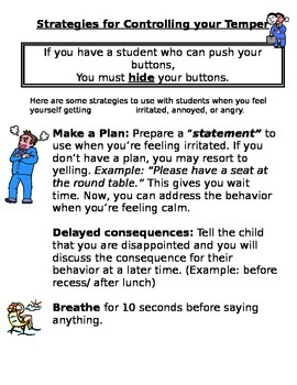 Mini Lessons for Training New Teachers on Classroom Management