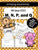 Mini Letter Books M-Q