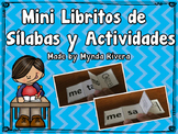 Mini Libritos de Silabas y Actividades m,p,s,t