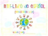 Mini-Libro de Espańol (Mini-Spanish Book)