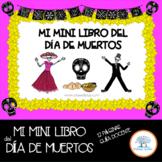 Mini Libro del Día de Muertos (Español / Spanish)