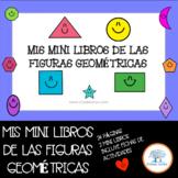 Las Figuras Geométricas, Mini Libro en Español