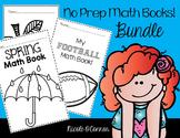 Mini Math Book Bundle! (No Prep)