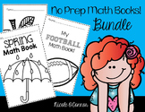 Mini Math Book Bundle! (No Prep)