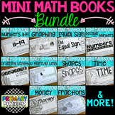 First Grade Math - Mini Math Books Bundle