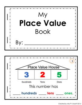 Mini Math Books FREEBIE!!