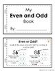Mini Math Books