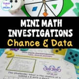Mini Math Investigations: Chance and Data Tasks and Activi