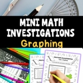 Mini Math Investigations: Graphing (worksheets)