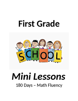 Mini Math Lessons (Day 1-180)