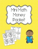 Mini Math Money Packet