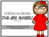 Comparing and Ordering Four-Digit Numbers