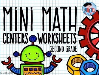 Mini Math centers