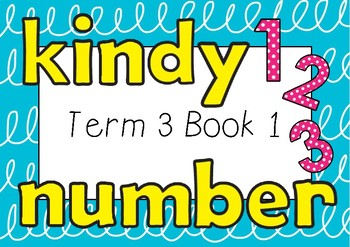 NUMERACY WORKBOOK Term 3 (Book 1)