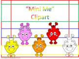 Mini Me Clipart COLOR