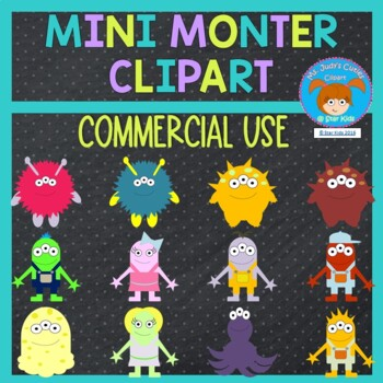 Mini Monster Parade