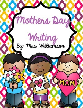 Mini Mother's Day Writing