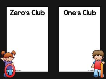 Mini Multiplication Club