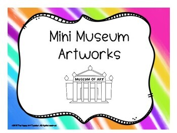 Mini Museum Artworks