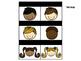 Mini Name Tag Labels - Kids Faces