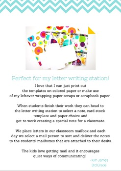 Mini Notes Stationary for Teachers or Students