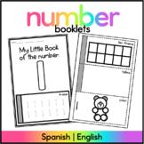 Mini Number Books (1-10)