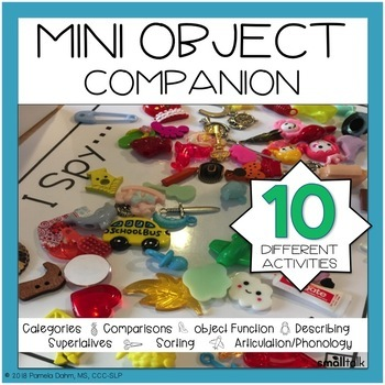 Mini Object Companion for Speech and Language