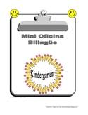 Mini-Office - Kindergarten - Bilingual