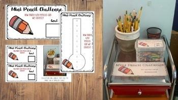 Mini Pencil Challenge- The Pencil Game Changer!