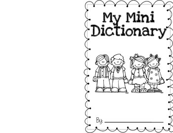 Mini Personal Growing Dictionary