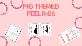 Mini Pigs Feelings