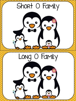 Mini-Playful Penguins Unit:  Literacy Centers ONLY