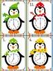 Mini-Playful Penguins Unit:  Math Centers ONLY