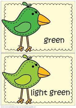 Mini Posters Colors