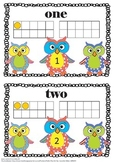 Mini Posters - Number Cards 1 - 20